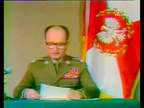 Wojciech Jaruzelski stan wojenny