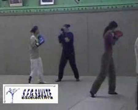 SAVATE aerobics - Savate forme training Image 1