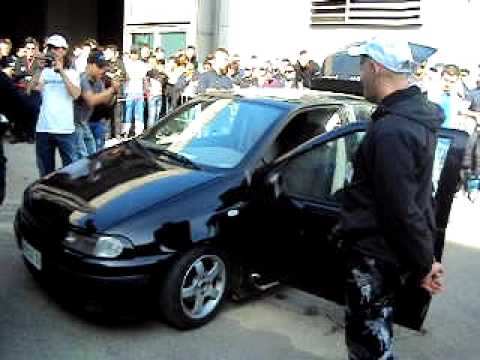 My Special Car 2010 - BASS WARS 3X - 
