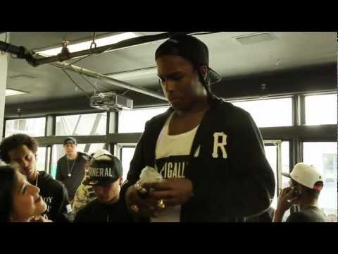 Highlights from A$AP Rocky at Black Scale SF