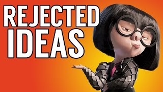 11 Ideas REJECTED from The Incredibles! | Plot Twists #9 - Jon Solo