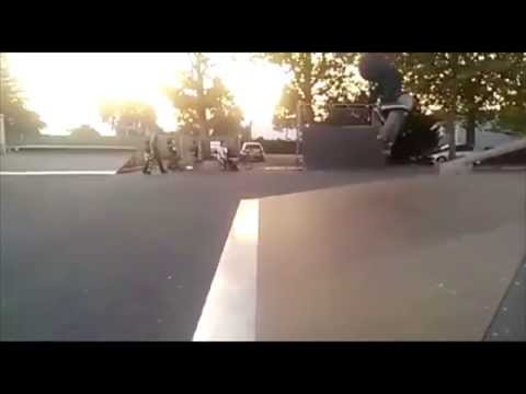 BS Quad Flip?! - Martin Schrotter