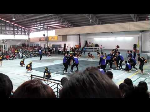 TIP - QC Cheerdance Competition 2013 - CBE Tycoons