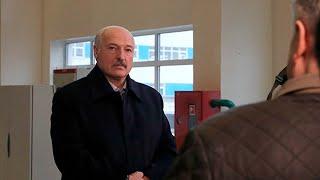«Гвалтовать не надо»: Лукашенко призвал не пугать людей коронавирусом