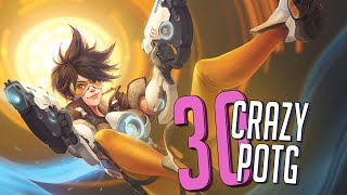 30 CRAZY PLAYS OF THE GAME #11 ► Overwatch Highlights Community Montage