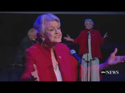 Angela Lansbury Sings 'Beauty and the Beast' at Lincoln Center
