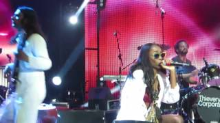 Thievery Corporation - Letter To The Editor (Live @ Arsenal Fest Kragujevac, Serbia)