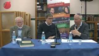 Yitz Greenberg & Daniel Landes in Conversation