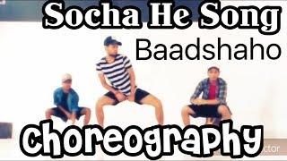 download lagu Baadshaho: Socha Hai Song  Choreography By Yogesh Kr gratis