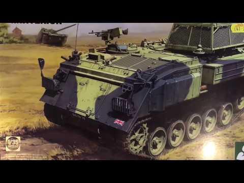 Kit Review! Takom FV432 Mk2/1