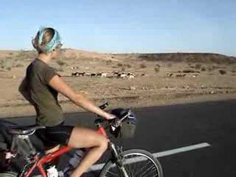 Biking through north and west africa (3/6)