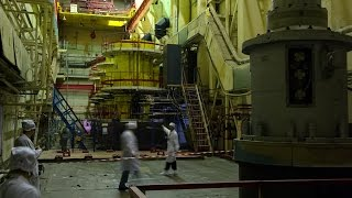 Chernobyl Nuclear Power Plant: Unit 3 Main Circulation Pumps