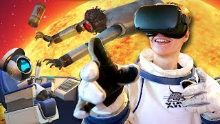 BOARDING THE TITANIC IN SPACE | Time Stall VR (Oculus Quest Gameplay)