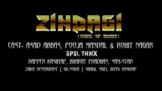 Sad Rap Song 2016 - Zindagi ( Voice of Heart ) Ritik KashYap||Rapper Sarkar||Sagar Thapa
