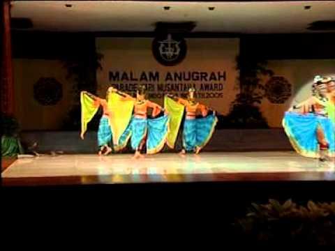 Tari Tameng Cakrawati ( Kreasi Baru ), Kalimantan Selatan video
