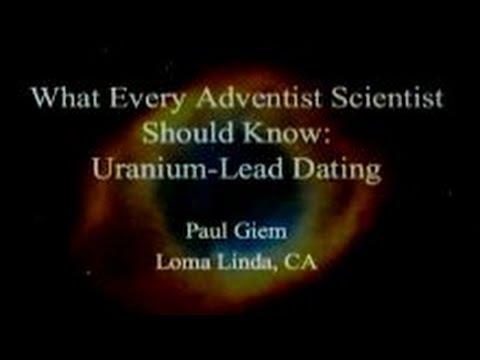 Uranium lead dating definition