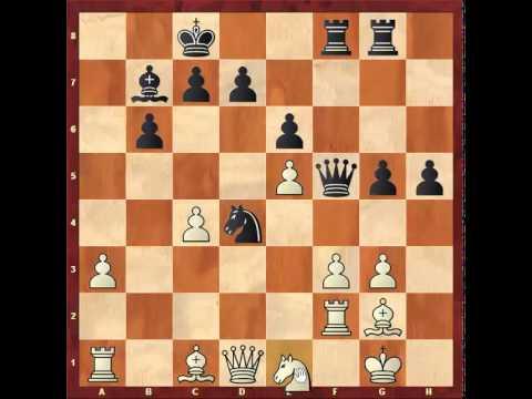 Chess: Susan Polgar 2430 - Ian Rogers 2510 http://sunday.b1u.org