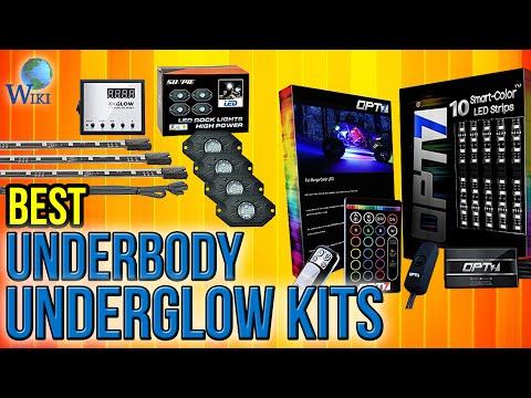 10 Best Underbody Underglow Kits 2017