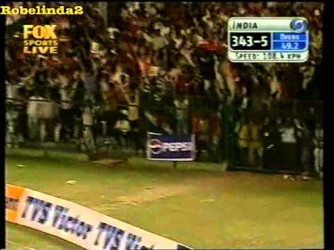 Rahul Dravid tries to bat like Dhoni- 10 sixes!!!!!!