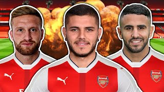 Arsenal To Go On £105M Spending Spree? | Transfer Talk