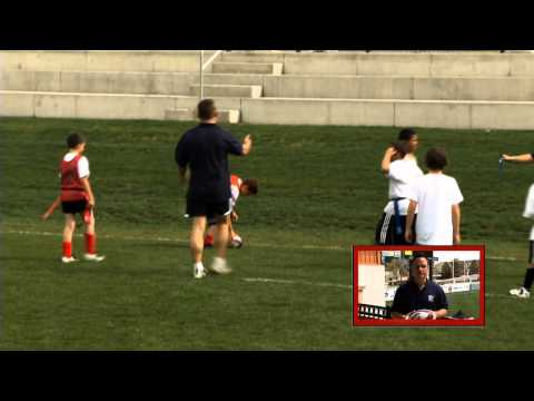 Rookie Rugby - Out of Bounds