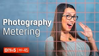 Photography Tips – Evaluative, Matrix and Spot Metering 📷 DIY in 5 Ep 45