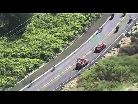 2013 Amgen Tour of California Stage 2 Highlights