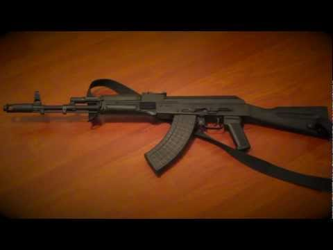 ARSENAL AK-47 SAIGA SGL-21 (PART 1)