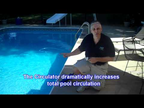5 Keys to Pool Care - 1. Circlulation. ParPools.com