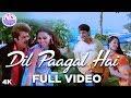 Dil Paagal Hai Full Song Video  No Entry | Kumar Sanu, K.K. & Alka Yagnik | Salman Khan Hits