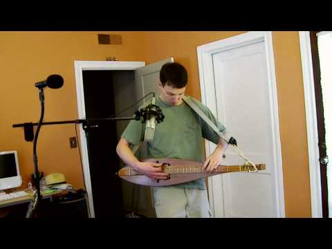 To Morrow Mountain -- Appalachian dulcimer and guitar original