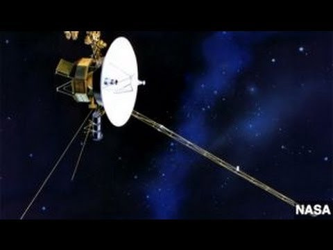 NASA's Voyager 1 Finally Enters Interstellar Space