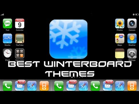 Top 20 Winterboard Themes 2013