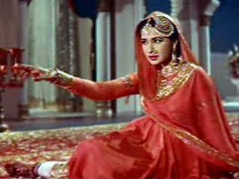Madhubala - Mughal - E - Azam Meena Kumari - Pakeezah