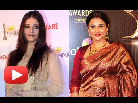 Aishwarya Rai Bachchan vs Vidya Balan At The Cannes Film Festival 2013
