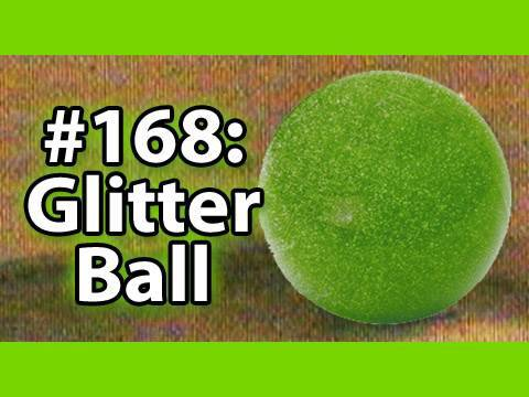 Is It A Good Idea To Microwave A Glitter Ball? Video