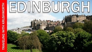 Edinburgh, Scotland: Visit Scotland Travel Series - Travel Video (HD) - Edinburgh Tourism Guide