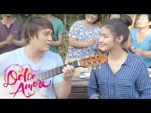 "Dolce Amore OST ""Your Love"" Music Video by Juris"
