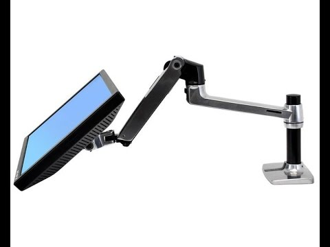 Ergotron Lx Desk Mounted Arm For Cintiq 21ux Or Other