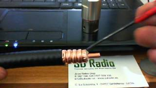 "Conector rápido Cellflex 1/2"", SDRadio, by 30LS001"