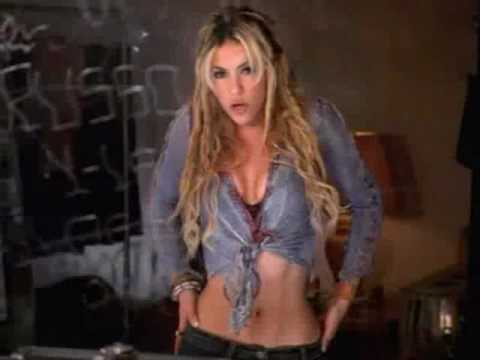 Beyonce & Shakira Drop It On Me  Rick Martin