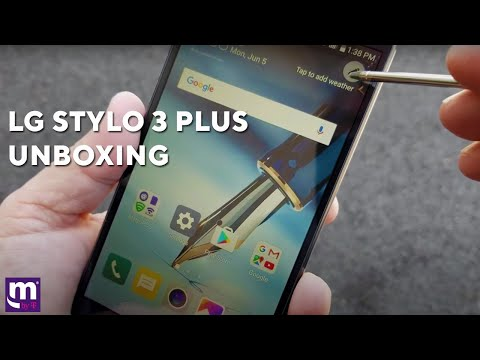 LG Stylo 3 Plus Unboxing | MetroPCS | Product Review