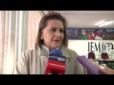 Morelia, Mich.- Roban equipo de cómputo al IEM PT propone reforzar seguridad.