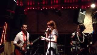 Download Lagu Get Lucky / Standing In The Way Of Control - Florence Welch (Florence & the Machine) with Sourberry Gratis STAFABAND