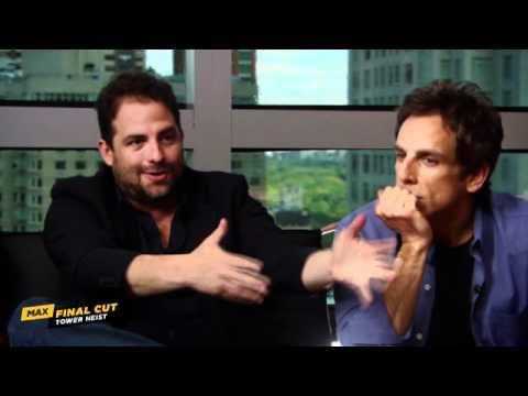 TOWER HEIST CAST on Brett Ratner Impressions (Cinemax)