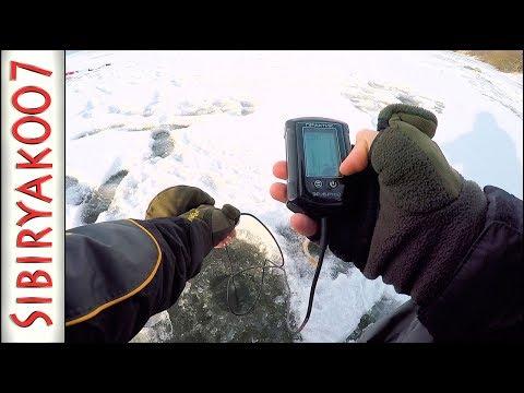 Так ВОТ ГДЕ РЫБА то! .. Первый лед 2017-2018. Рыбалка на балансир