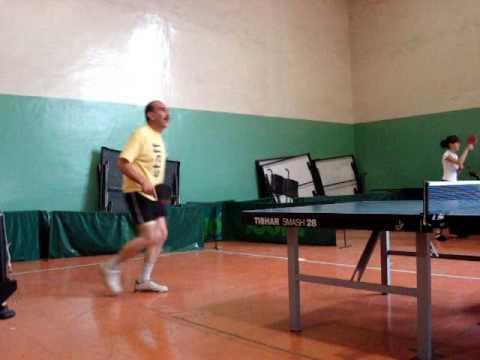Alejandro Sanchez de la Barquera; Tenis de Mesa MX