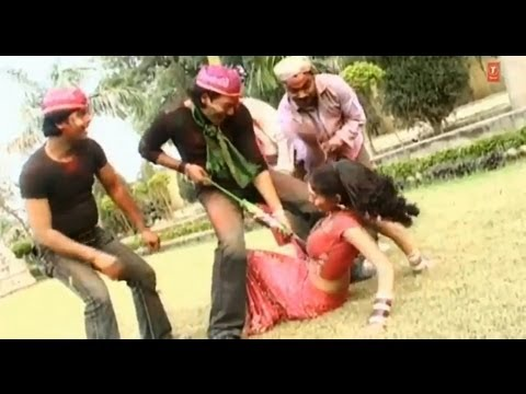 Watch Champa Darling Holi Mein [Naughty Holi Video] Bhojpuri Gulaal - Divakar Dwivedi