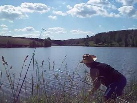 Я на рыбалке озеро Щукарь Самарская обл. Село Ташла.