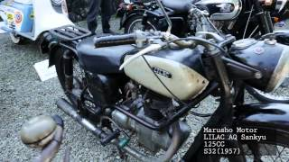 綾城なつかしのバイク展 / motorcycle exhibit of antient vintage /PILOTFLY H1